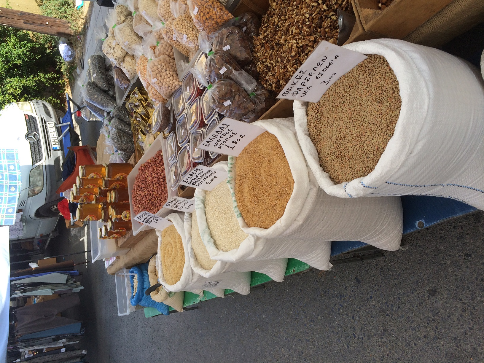 Markt Tymbaki